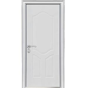 რკინის კარი თეთრი