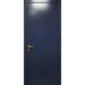 შეღებილი კარი